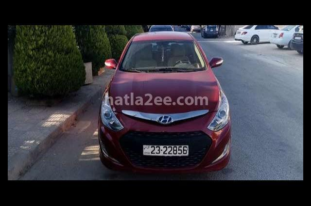 Sonata Hyundai Dark red