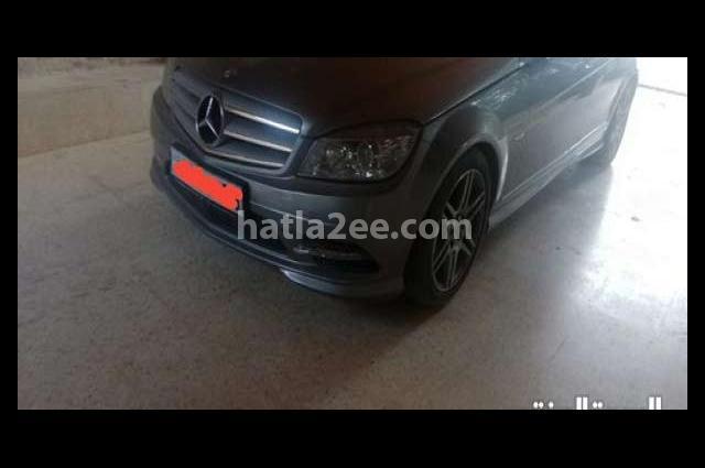 C 200 Mercedes Gray