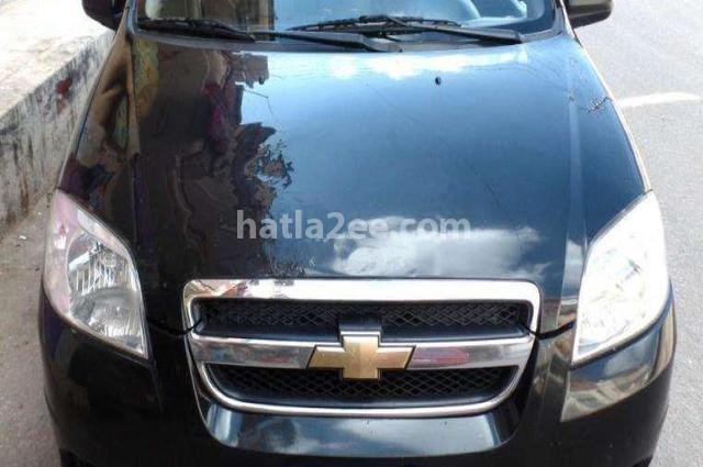 Aveo Chevrolet Black
