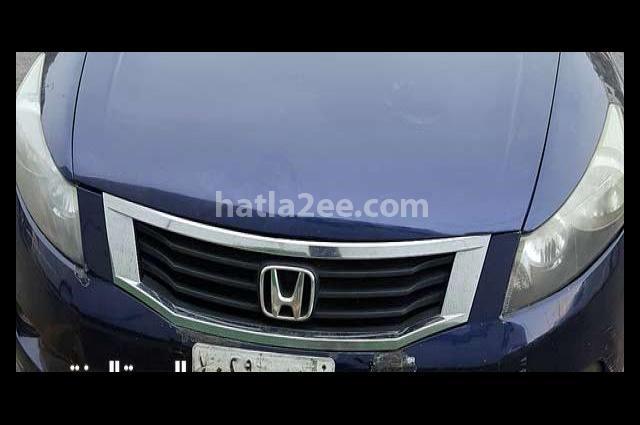 Accord Honda أزرق
