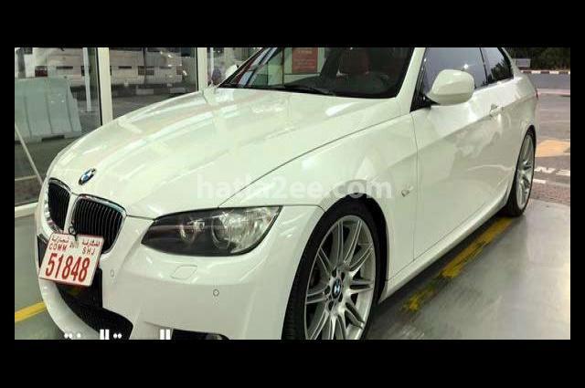 335 BMW White