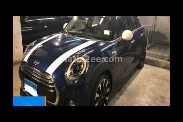 Cooper Mini Dark blue