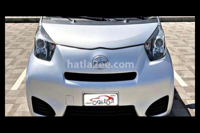 Echo Toyota Silver