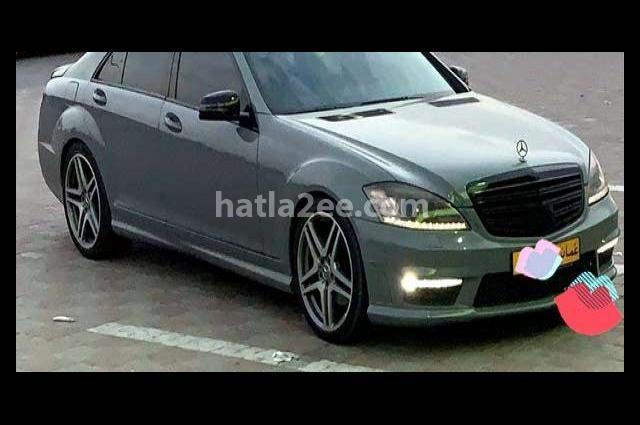 S 350 Mercedes رمادي