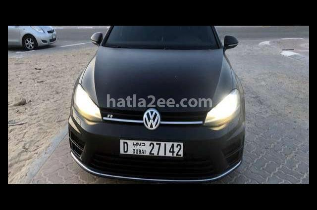 Golf Volkswagen Black