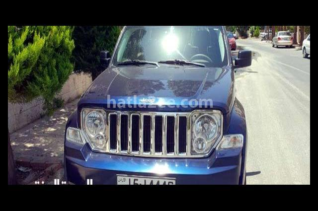 Grand Cherokee Jeep Blue
