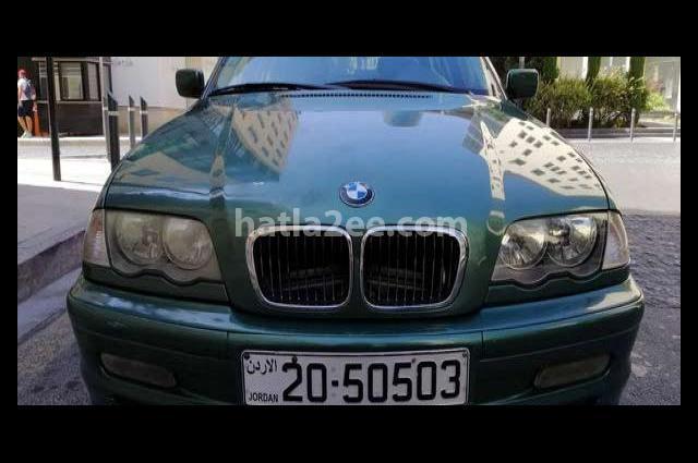 318 BMW Green