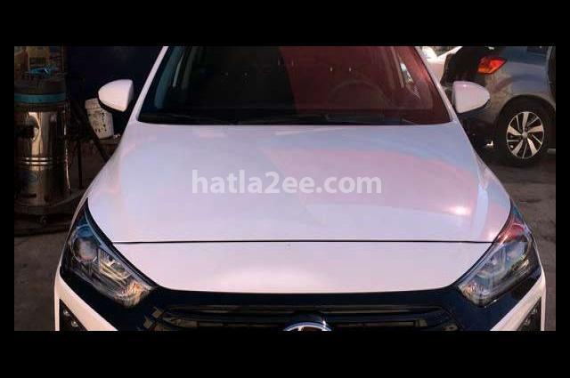 Ioniq Hyundai White