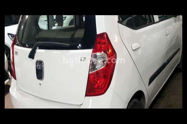 I10 Hyundai White