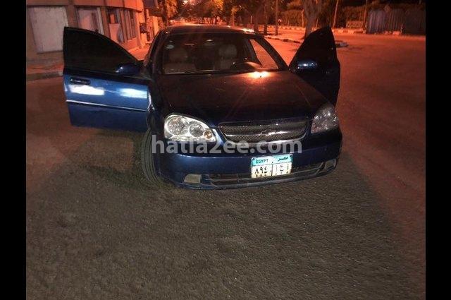 Optra Chevrolet Blue