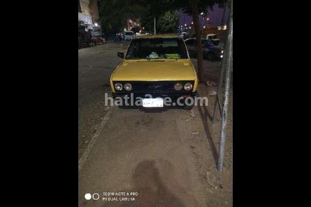 131 Fiat اصفر