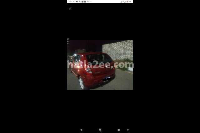 Sandero Renault Red