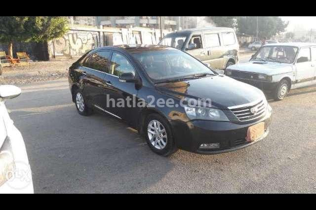 Emgrand 7 Geely Black