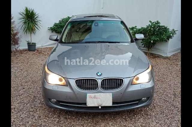 525 BMW سماوى