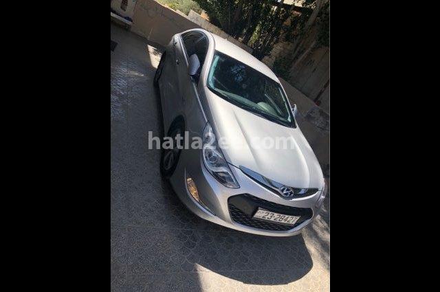 Sonata Hyundai Silver