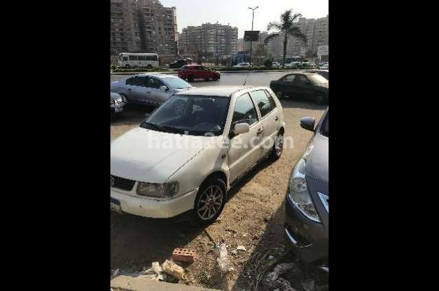 Polo Volkswagen أبيض