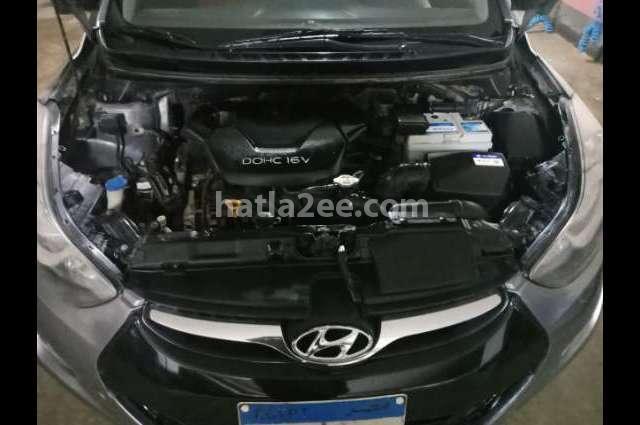 Elantra MD Hyundai Silver