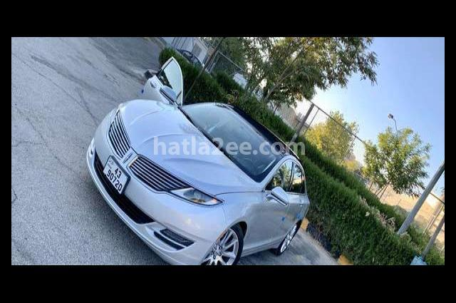 MKZ Lincoln Silver