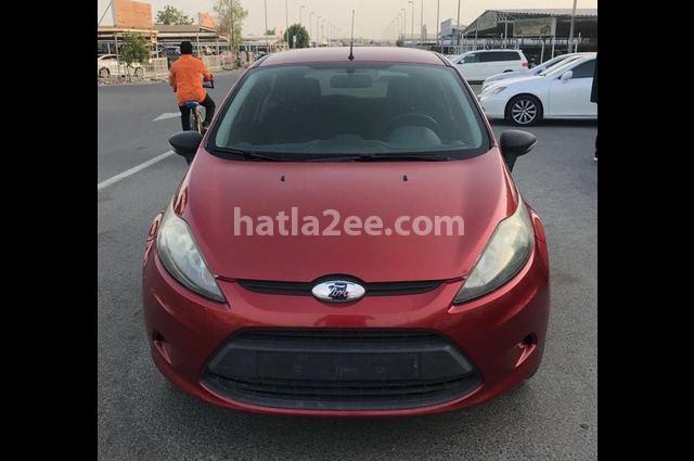 Fiesta Ford Orange