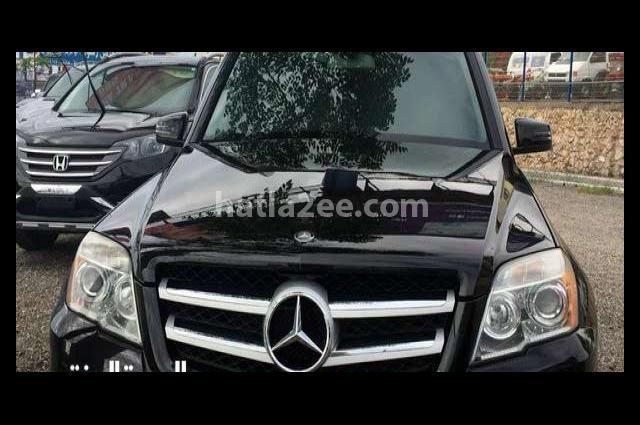 GLK Mercedes Black