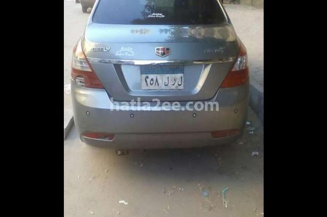 Emgrand 7 Geely Gray