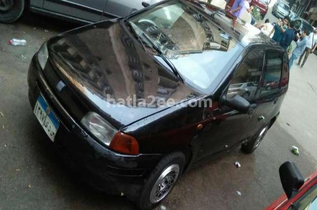Punto Fiat Black