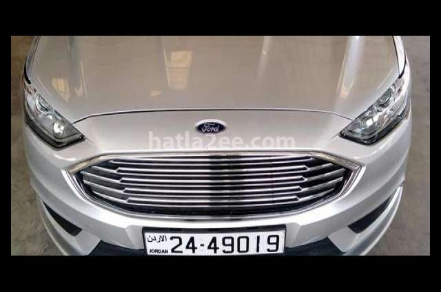 Fusion Ford Silver
