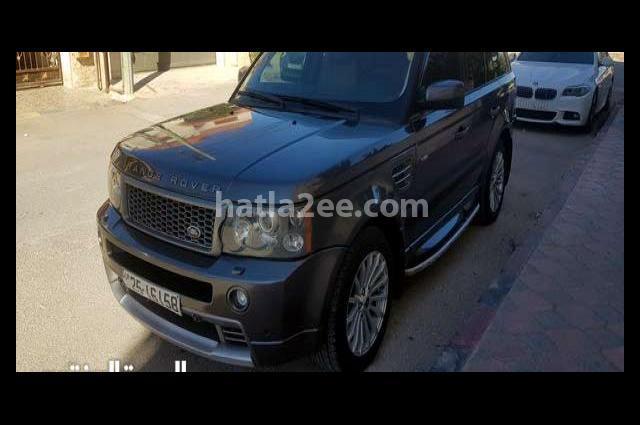 Range Rover Land Rover رمادي