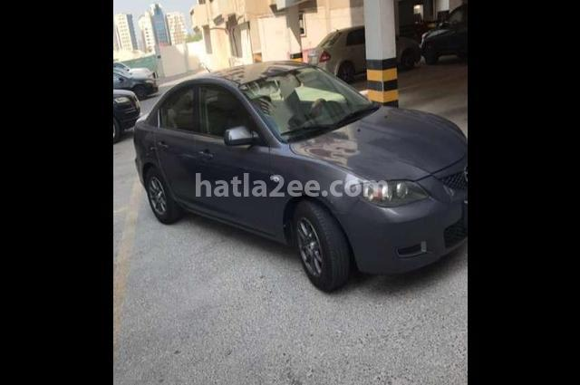 Mazda 3 Mazda رمادي