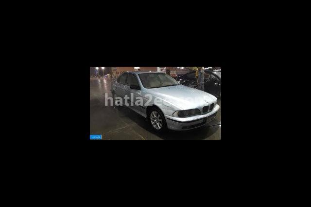 520 BMW سماوى