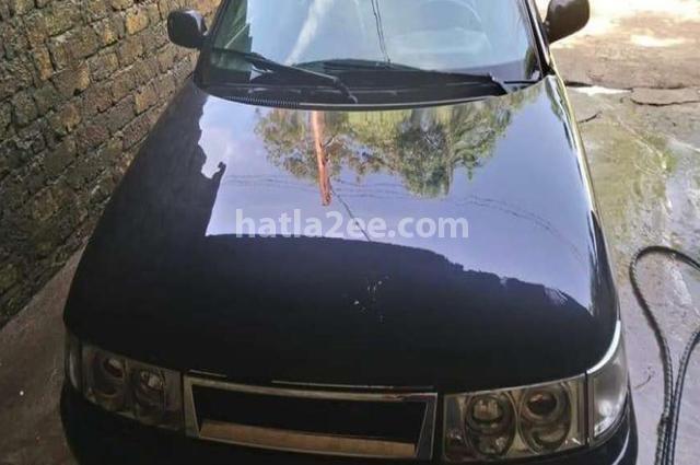 2110 Lada Black