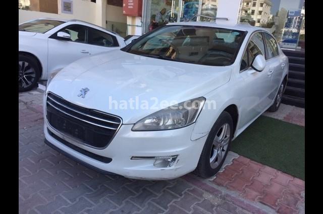 508 Peugeot أبيض
