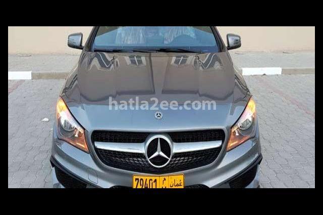 CLA 250 Mercedes رمادي