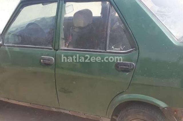Shahin Fiat أخضر