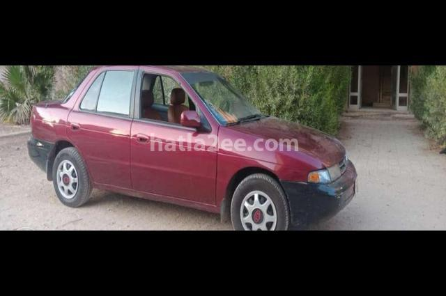 Sephia Kia Dark red