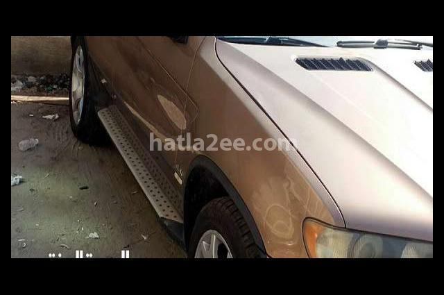 X5 BMW Brown
