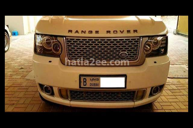 Vogue Land Rover White