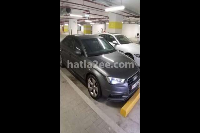 A3 Audi رمادي