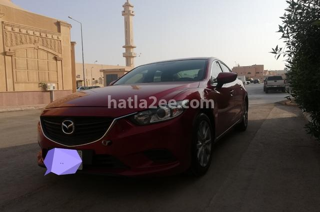 Mazda 6 Mazda احمر