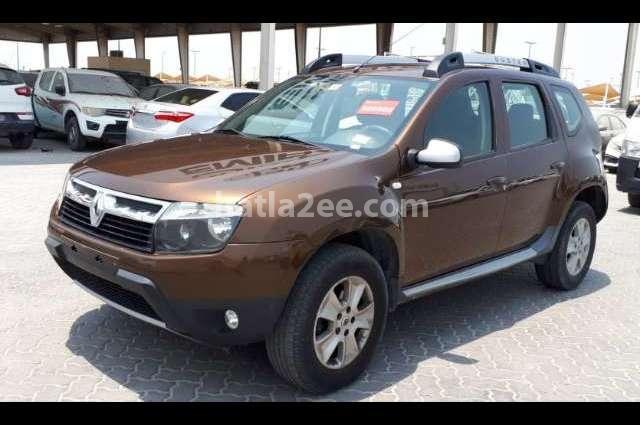 Duster Renault Brown