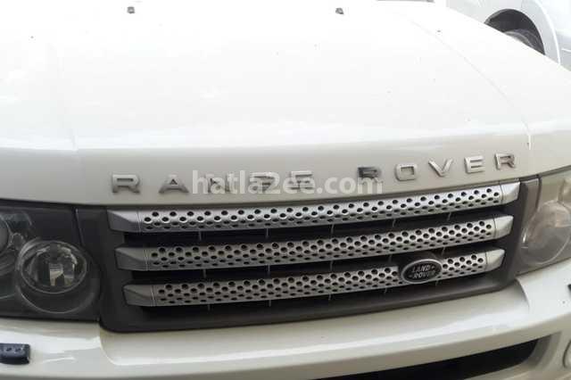 Sport Land Rover أبيض