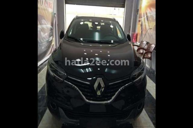 Kadjar Renault أسود