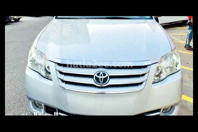 Avalon Toyota Silver