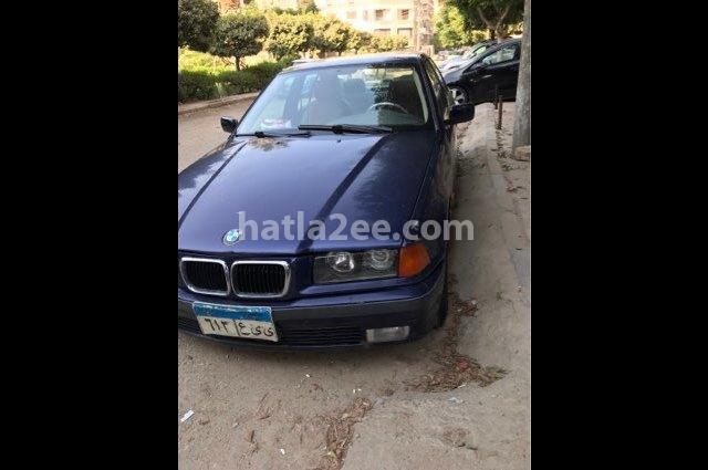 316 BMW الأزرق الداكن