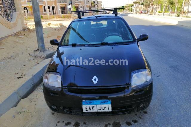 Clio Renault Black