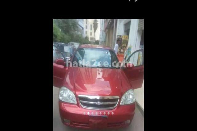 Optra Chevrolet Red
