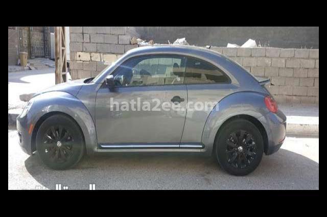 Beetle Volkswagen رمادي