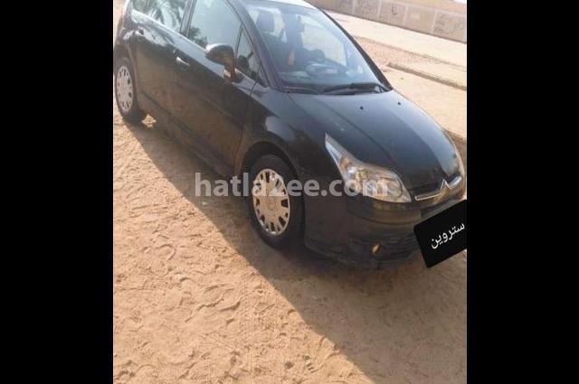C4 Citroën Black