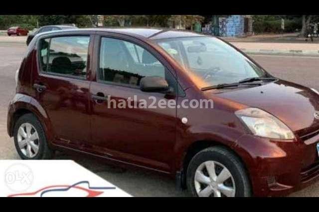 SIRION Daihatsu Dark red