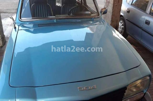 504 Peugeot Cyan